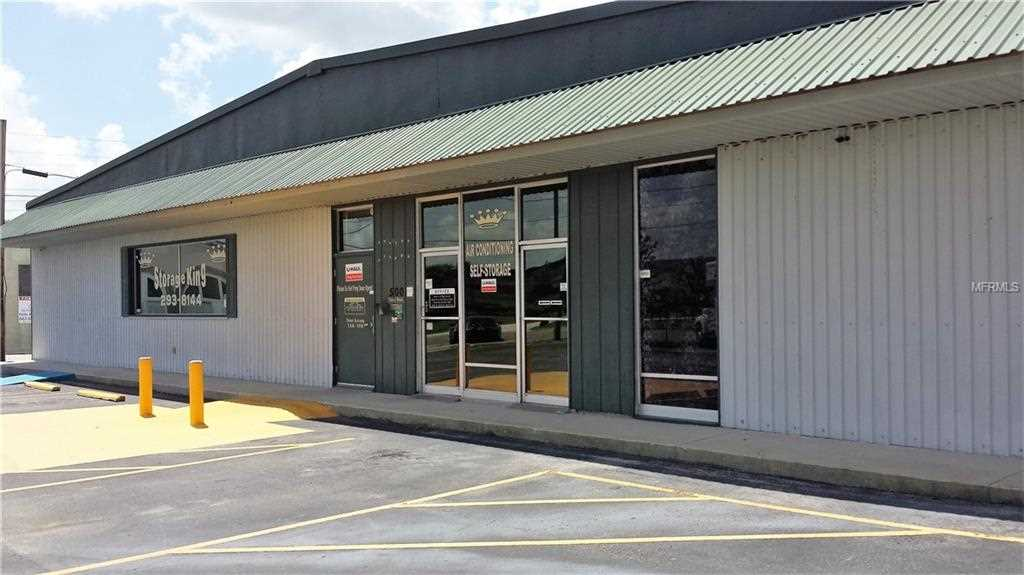 Self Storage Business For Sale- 13,000 Sq Ft in Winter Haven